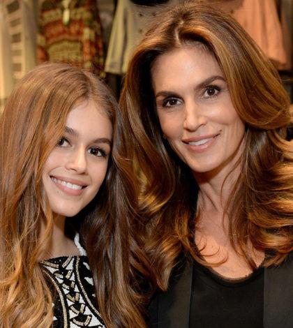 Hijos de celebridades que lucen exactamente igual que sus famosos padres