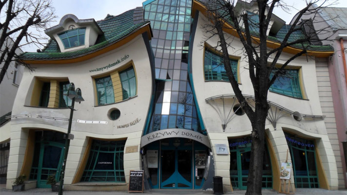 Riesgos arquitectónicos: Las 5 principales edificaciones impactantes del mundo