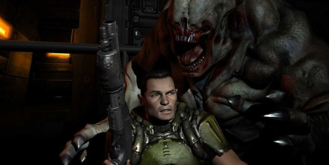 Video game Doom 3