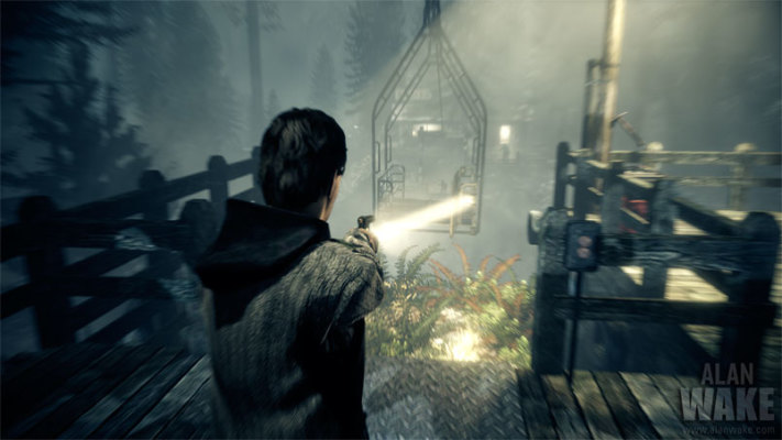 Video game Alan Wake