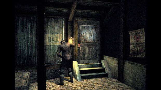 Video game  Call of Cthulhu: Dark Corners of the Earth