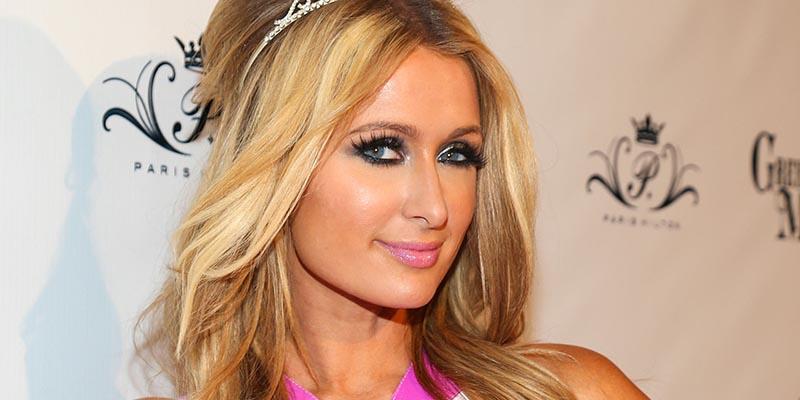 Paris Hilton prison