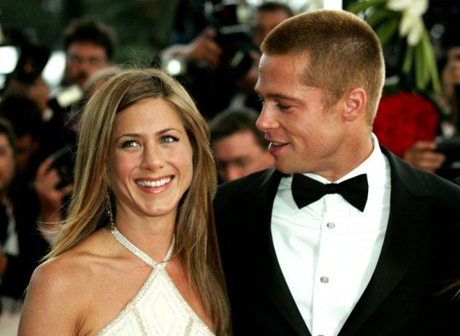 Jennifer Aniston and Bar Pitt