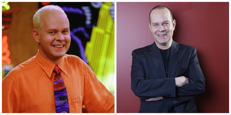 Gunther Friends then and now