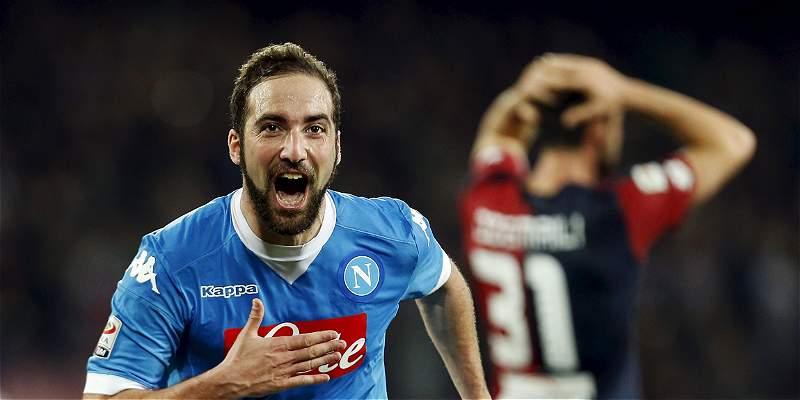 Gonzalo Higuain transfer to Juventus