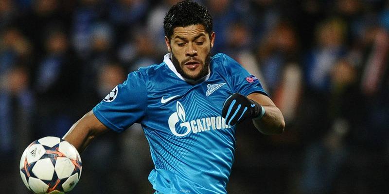 Hulk transfer to Shanghai SIPG