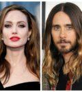 Angelina Jolie and Jared Leto