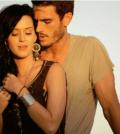 Josh Kloss and Katy Perry
