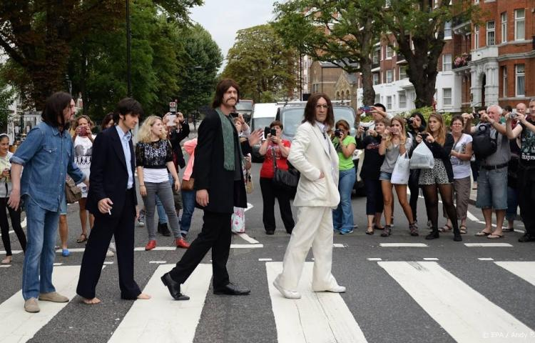 Abbey Road 50 Fans Celebration