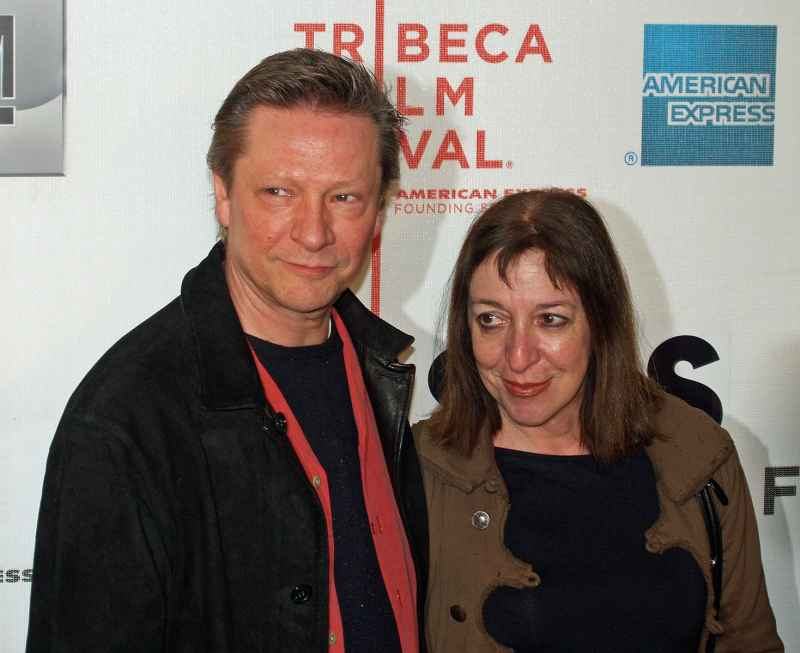 Chris Cooper and Marianne Leone Cooper