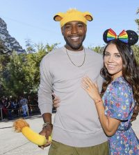 Dancing With the Stars Cast Goes to Disneyland