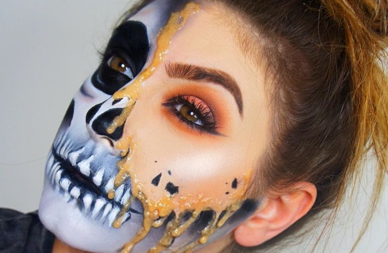 Spooky Halloween Makeup Tips 2019 to Complete Your Look