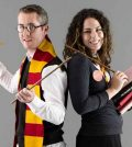 Halloween Harry Potter Hogwarts Wizards Couples Costume