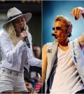 Miley Cyrus And Cody Simpson Collage
