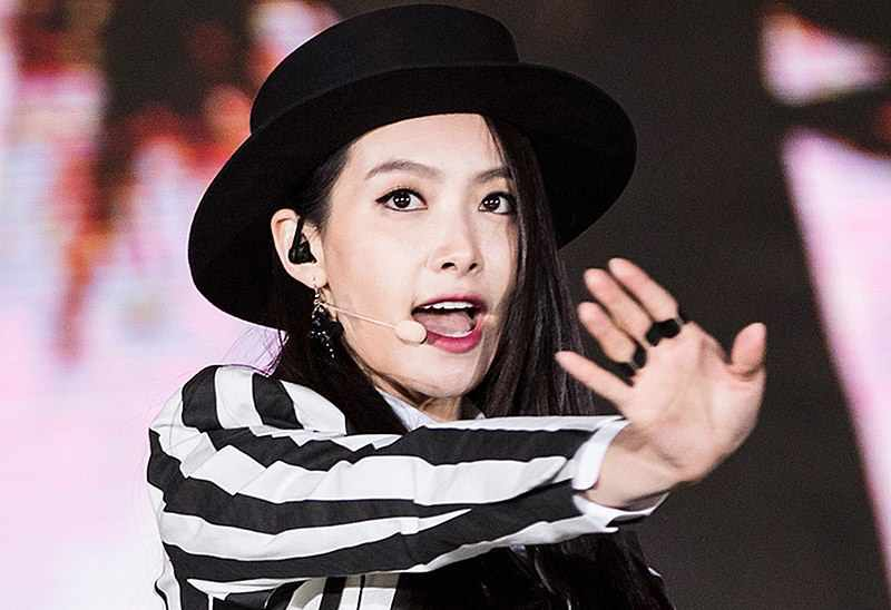 f(x)'s Victoria Song Joins Korean Celebrities in Speaking Out Against Online Bullying