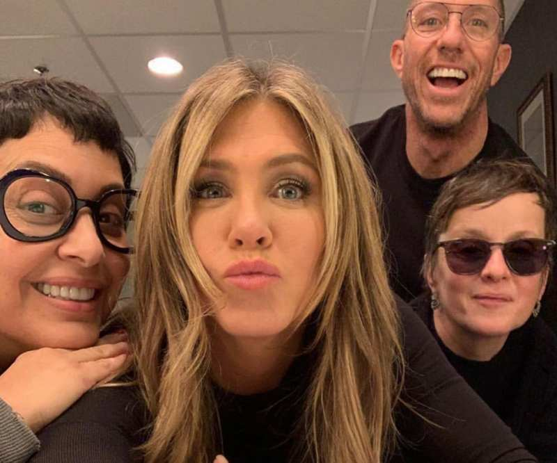 Jennifer Aniston Good Morning Show