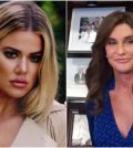 Khloe Kardashian And Caitlyn Jenner Collage