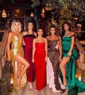 Kourtney Kardashian Xmas party