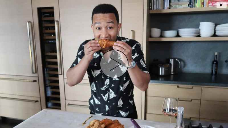 John Legend Recipe Chicken