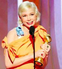 Michelle Williams' Golden Globes Speech