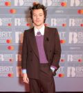 Harry Styled at 2020 BRIT Awards