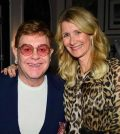 Laura Dern and Elton John
