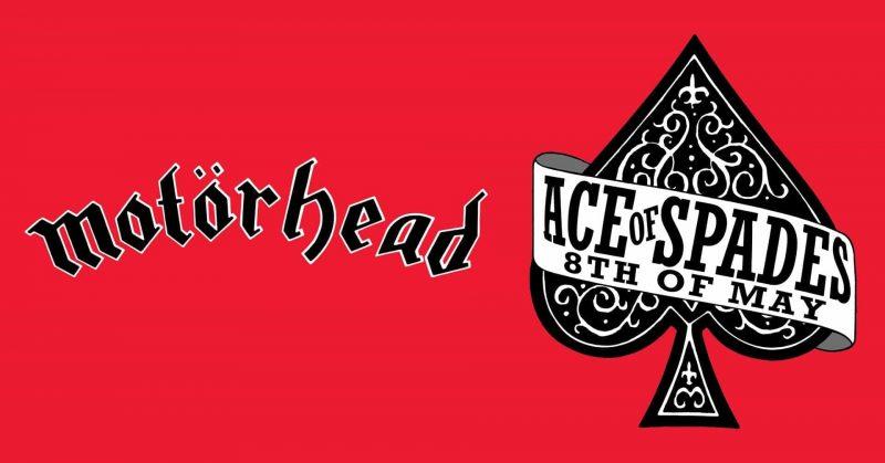 Motorhead Day May 8